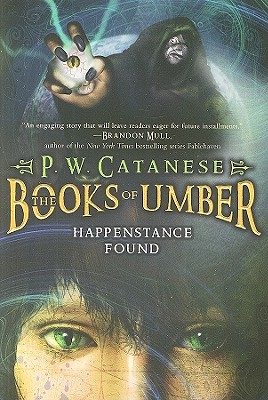 Cover for Happenstance Found (The Books of Umber #1)