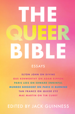 The Queer Bible: Essays Cover Image
