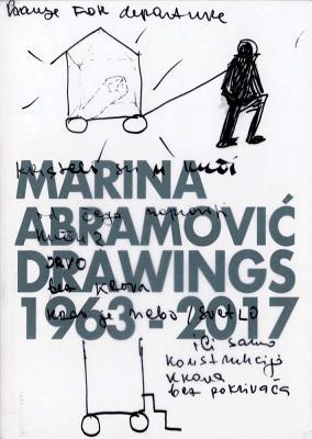 Marina Abramovic: Drawings 1963-2017 Cover Image