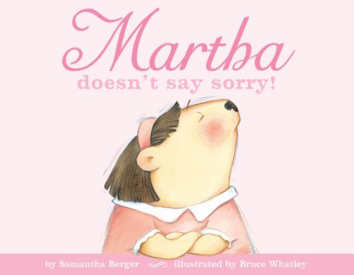 Martha Doesn't Say Sorry! Cover