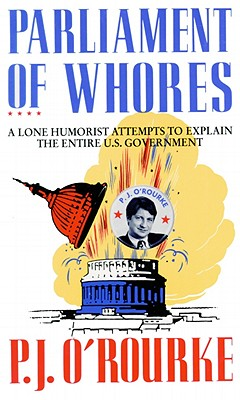 Cover for Parliament of Whores