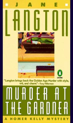 Murder at the Gardner Cover