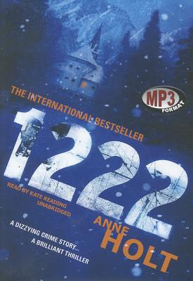 1222 (Hanne Wilhelmsen Novels) Cover Image