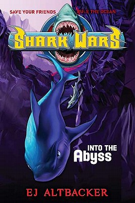 Shark Wars #3 Cover