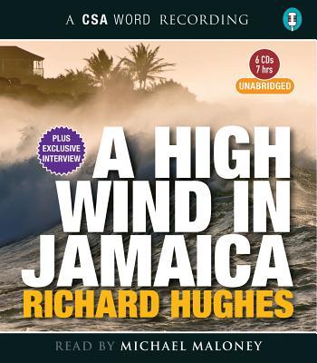A High Wind in Jamaica Cover