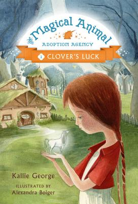 Clover's Luck (The Magical Animal Adoption Agency #1) Cover Image