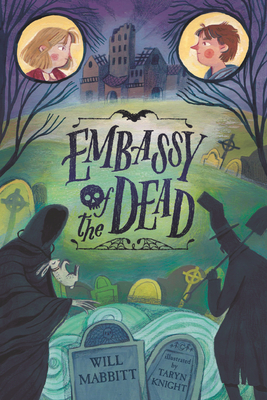 Embassy of the Dead Cover Image