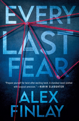 Every Last Fear: A Novel Cover Image