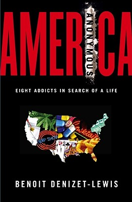 America Anonymous Cover