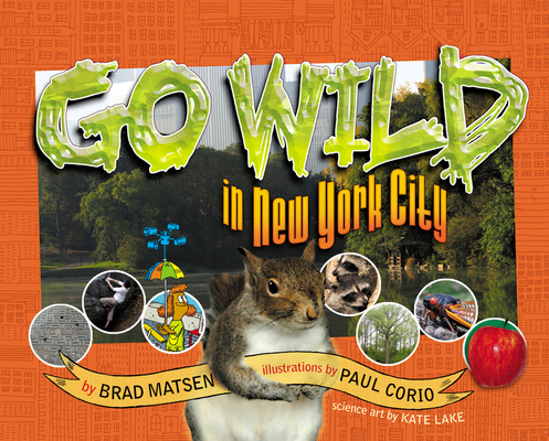 Go Wild in New York City Cover