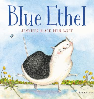 Blue Ethel by Jennifer Black Reinhardt