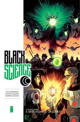 Cover for Black Science Premiere Hardcover Volume 3