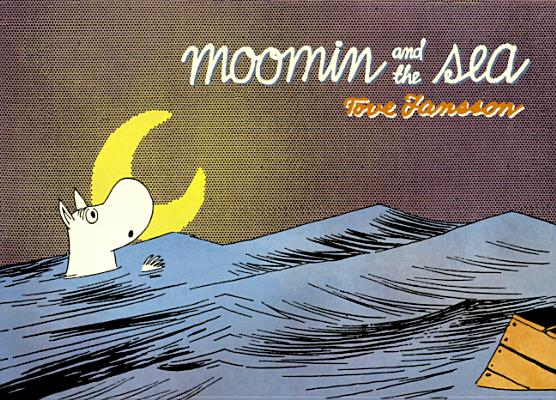 Moomin and the Sea Cover Image