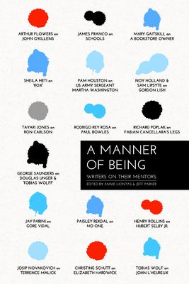 A Manner of Being: Writers on Their Mentors Cover Image