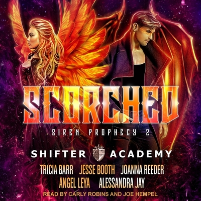 Scorched: Siren Prophecy 2 Cover Image