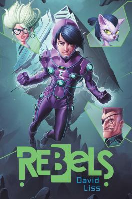 Rebels (Randoms #2) Cover Image