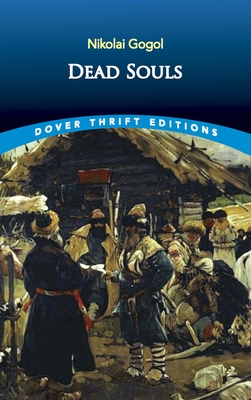 Dead Souls (Dover Thrift Editions) Cover Image
