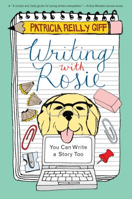 Cover for Writing with Rosie