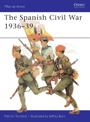 The Spanish Civil War 1936-39 Cover