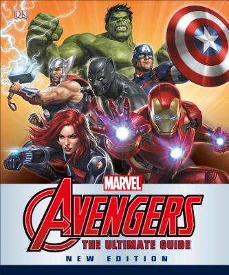 Marvel The Avengers: The Ultimate Guide, New Edition Cover Image