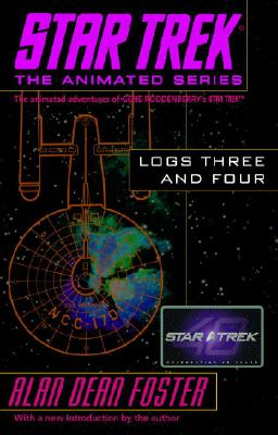 Star Trek Logs Three and Four Cover Image