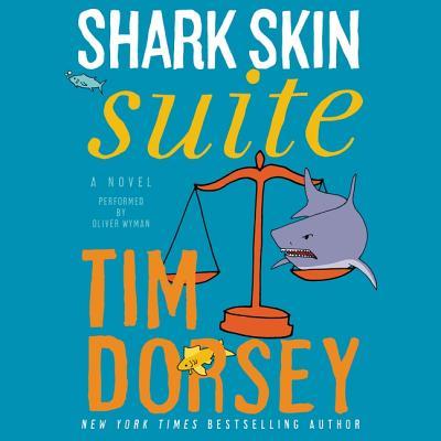 Shark Skin Suite Lib/E (Serge Storms #18) Cover Image