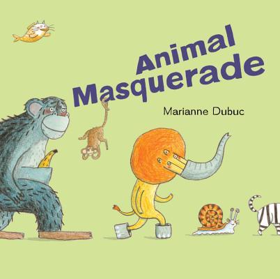 Animal Masquerade Cover