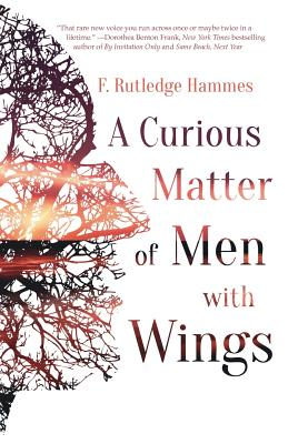 Cover for A Curious Matter of Men with Wings