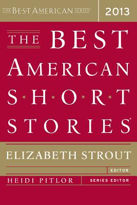 The Best American Short Stories 2013 (The Best American Series ®) Cover Image