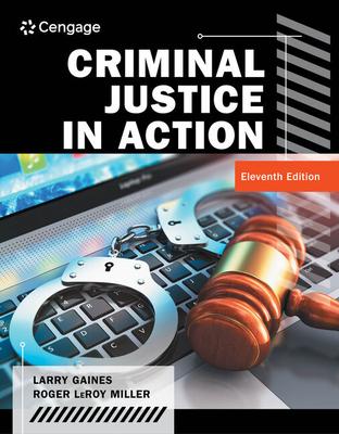 Criminal Justice in Action, Loose-Leaf Version Cover Image