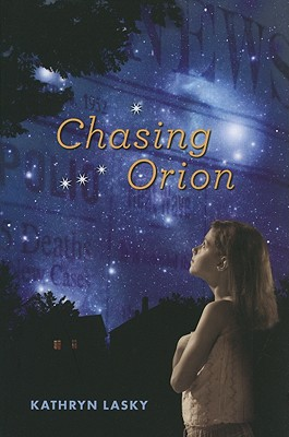 Chasing Orion Cover