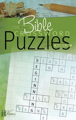 Vision Bible Crossword Puzzles, Number One Cover Image