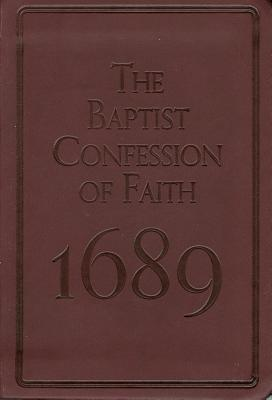 Baptist Confession of Faith 1689 (Pocket Puritans) Cover Image