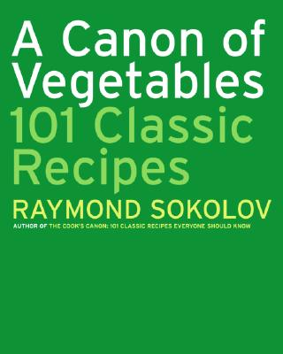A Canon of Vegetables Cover