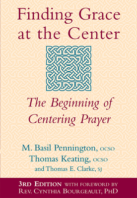 Finding Grace at the Center Cover