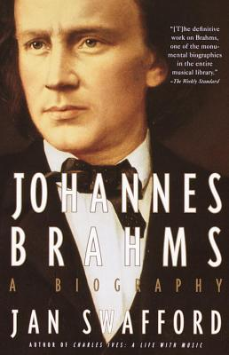 Johannes Brahms: A Biography Cover Image
