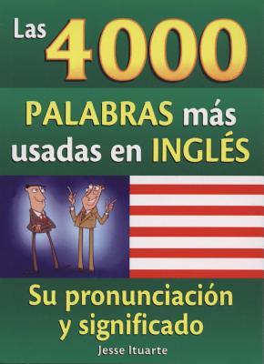 Las 4000 Palabras Mas Usadas en Ingles Cover Image