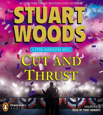 Cut and Thrust (A Stone Barrington Novel #30) Cover Image