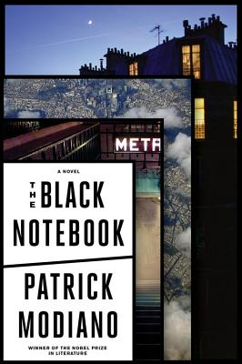 The Black Notebook Cover Image