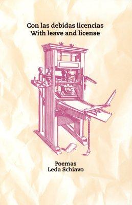 Cover for Con las debidas licencias / With Leave and License