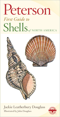 Peterson First Guide to Shells of North America Cover Image