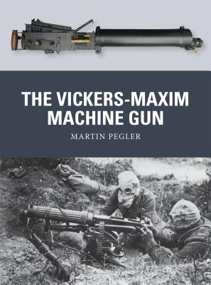 The Vickers-Maxim Machine Gun Cover