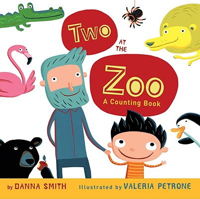 Two at the Zoo Cover