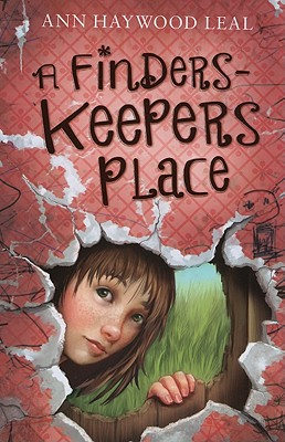 A Finders-Keepers Place Cover