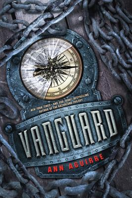 Vanguard: A Razorland Companion Novel (The Razorland Trilogy #4) Cover Image