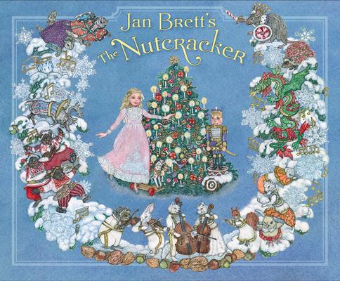 Jan Brett's The Nutcracker Cover Image