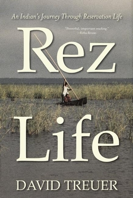Rez Life Cover Image