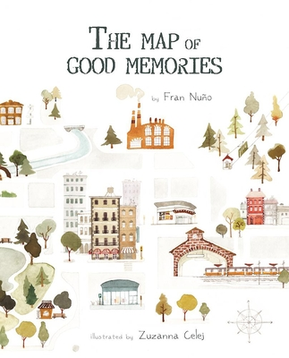 The Map of Good Memories Cover
