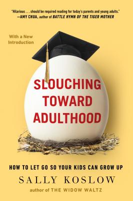 Slouching Toward Adulthood Cover