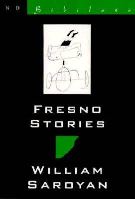 Fresno Stories (New Directions Bibelot) Cover Image